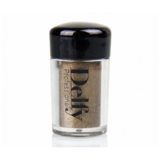 'Delfy Cosmetics' Pigment Eye Shadow Color COFFEE P1008, 2,5g