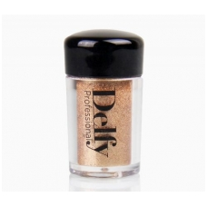 'Delfy Cosmetics' Pigment Eye Shadow Color RETRO P1001, 2,5g