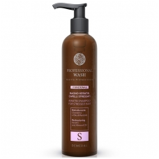 'Demeral' Professional Wash Bagno Keratin Stress Shampoo Nourishing with Keratin, 250ml