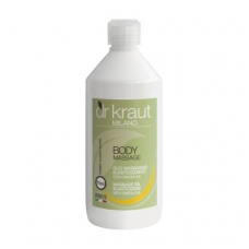 'Dr. Kraut Milano' Massage oil elasticizing with Omega 3-6, 500ml