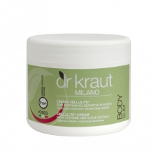 'Dr. Kraut Milano' Cellulite Cream with Caffeine and Algae Extract, 500ml