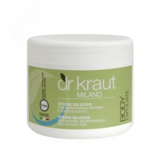 'Dr. Kraut Milano' Strong Gelscrub with natural Microgranules and Glycolic Acid, 500ml