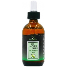 'Rebitalia' Bio Natural Green Color plus – revive color – protective oil with peanut, almond and eucalyptus oil, 50ml