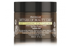 'Roverhair' ARTISAN OF BEAUTY CARE Deep Cleansing Scalp Clay Mud Haarpeeling gegen fettige Haare, 500ml