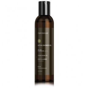 'Roverhair' Bath & Shower Gel, Shampoo Anti Age & Nourishing with Organic Baobab Oil, 150ml