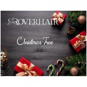 'Roverhair' Forever Natural Smooth Hair Christmas Gift Kit